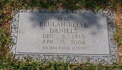Beulah Belle <i>Joss</i> Daniels