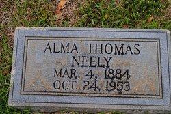 Alma Thomas Neely
