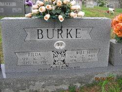 Rilda <i>Thomas</i> Burke