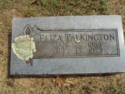 Eliza <i>Mullins</i> Talkington