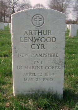 Arthur Lenwood Cyr