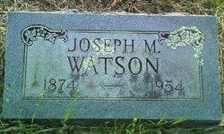 Joseph Marion Joe Watson