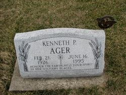 Kenneth P Ager