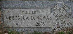 Veronica <i>Schwabe</i> Nowak