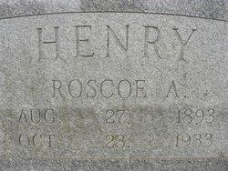 Roscoe A. Henry