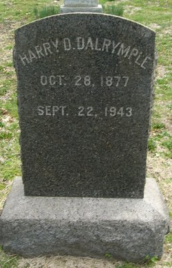 Harry D Dalrymple