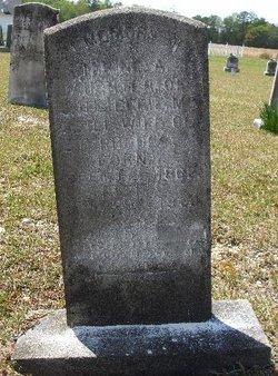 Cathrine A. <i>McNeill</i> Rhodes