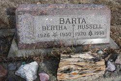 Bertha <i>Zinne</i> Barta