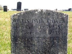 Willis Paul Chiles