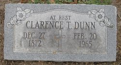 Clarence Timothy Dunn