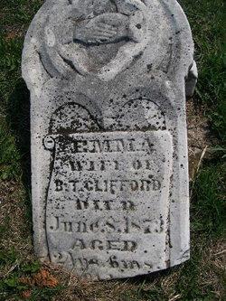 Rebecca Emmaline Emma <i>Mundell</i> Clifford