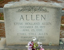 Stephens Holland Steve Allen