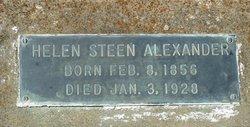 Helen Ceneth <i>Steen</i> Alexander