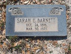 Sarah Ethel <i>Arnold</i> Barnett