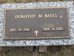 Dorothy M. <i>Hamilton</i> Bates