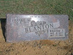 William Franklin Blanton