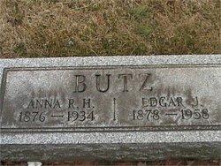 Anna R. H. <i>Ebert</i> Butz