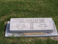 Gustav L Gus Musselman