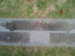 Paul Raymond Adams