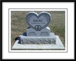 Marie <i>Baker</i> Isaac