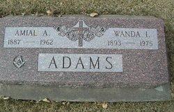 Amial A Adams