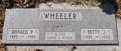 Donald R Wheeler