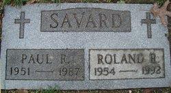 Paul R. Savard