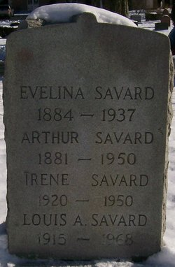 Joseph Alcidas Arthur Savard