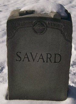 Evelina <i>Champagne</i> Savard
