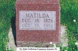 Matilda <i>Dorow</i> Boehnke