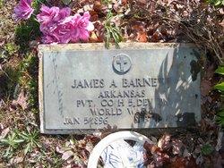 James C Barnett
