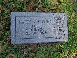 Mattie R Beavers