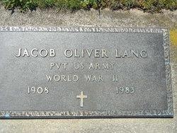 Jacob Oliver Lang