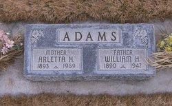 Arletta Hatfield Adams