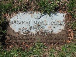 Vernon Edwin Cook