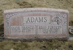Reed Forsyth Adams