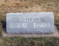 Myrtle Grace <i>Dull</i> Anderson