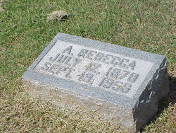 A. Rebecca Ashby
