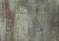 Clayborn Bailey
