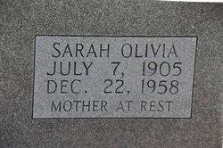 Sarah Olivia <i>Murphy</i> Bradshaw