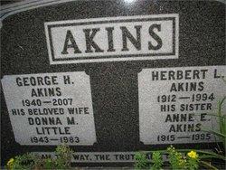 Donna Marie <i>Little</i> Akins