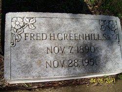Fred Harris Greenhill, Sr