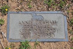 Annie Graham Bradshaw