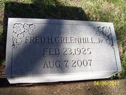 Fred Harris Greenhill, Jr