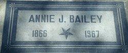 Annie Jane Bailey