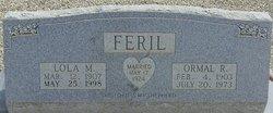 Lola M Feril