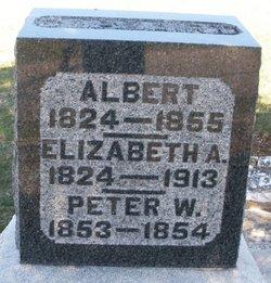 Elizabeth Ann <i>Wehrly</i> Cassairt