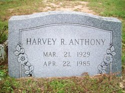 Harvey Ray Anthony