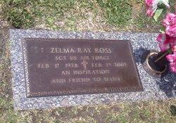 Zelma Ray Ross