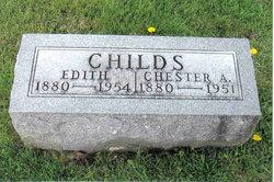 Edith <i>DePriest</i> Childs
